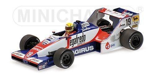 MINICHAMPS 540 864399 - Ford Sierra RS500 Rally Car A. Senna 1985